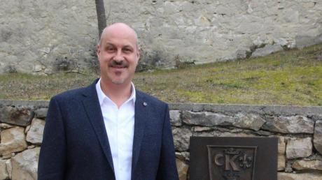 Harald Müller ist seit 2014 Bürgermeister seiner Heimatgemeinde Huisheim und tritt am 15. März erneut an.