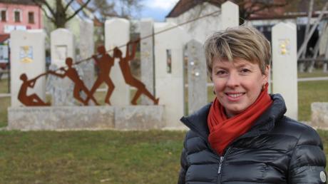 CSU-Kandidatin Petra Riedelsheimer hat viele Pläne für Tagmersheim.