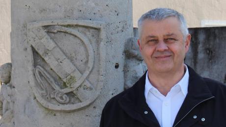 Isidor Auernhammer steht als Bürgermeister bereit.