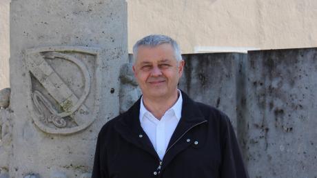 Isidor Auernhammer ist neuer Bürgermeister in Rögling.
