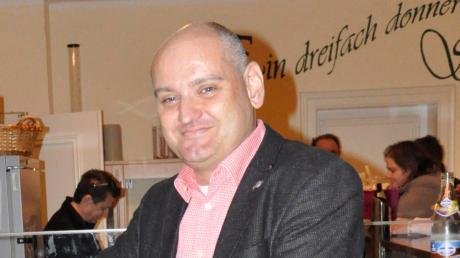 Martin Paninka mit seinen Mitstreitern im CCB-Heim.