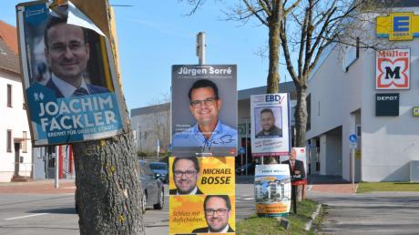 Die erste Etappe auf dem Weg ins Rathaus ist für Jürgen Sorré (parteilos) und Michael Bosse (FW) erfolgreich verlaufen. Sie haben sich bereits Gedanken gemacht, wie es in den nächsten zwei Wochen weitergehen soll. Joachim Fackler (CSU) hingegen ist raus und muss die Enttäuschung verarbeiten.