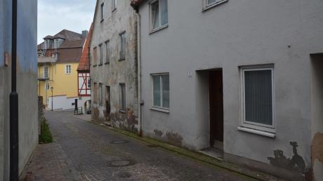 In der Schlossstraße in Harburg ist es am Dienstag zu einer Auseinandersetzung gekommen. Jetzt ermittelt die Polizei.