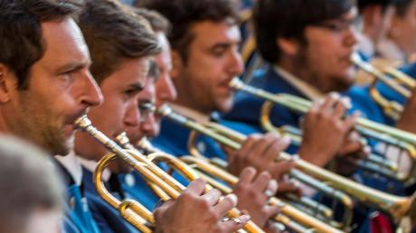 3452 aktive Musikanten zählt der ASM-Bezirk 16.