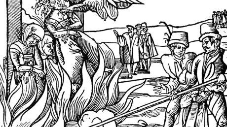 Die Hinrichtungen von als Hexen verurteilten Frauen gehören zu den dunkelsten Kapiteln der Menschheit.