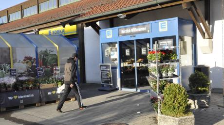 Der Edekas in der Berger Vorstadt soll geschlossen werden.