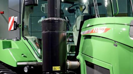 Bei Agco Fendt in Bäumenheim werden vor allem Kabinen für Erntemaschinen und Traktoren gefertigt.