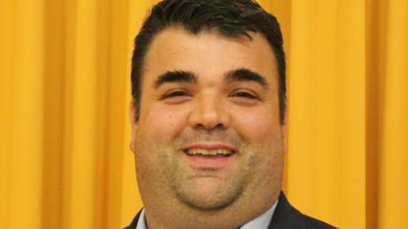 Christof Böswald ist jetzt Dritter Bürgermeister der Stadt Monheim.