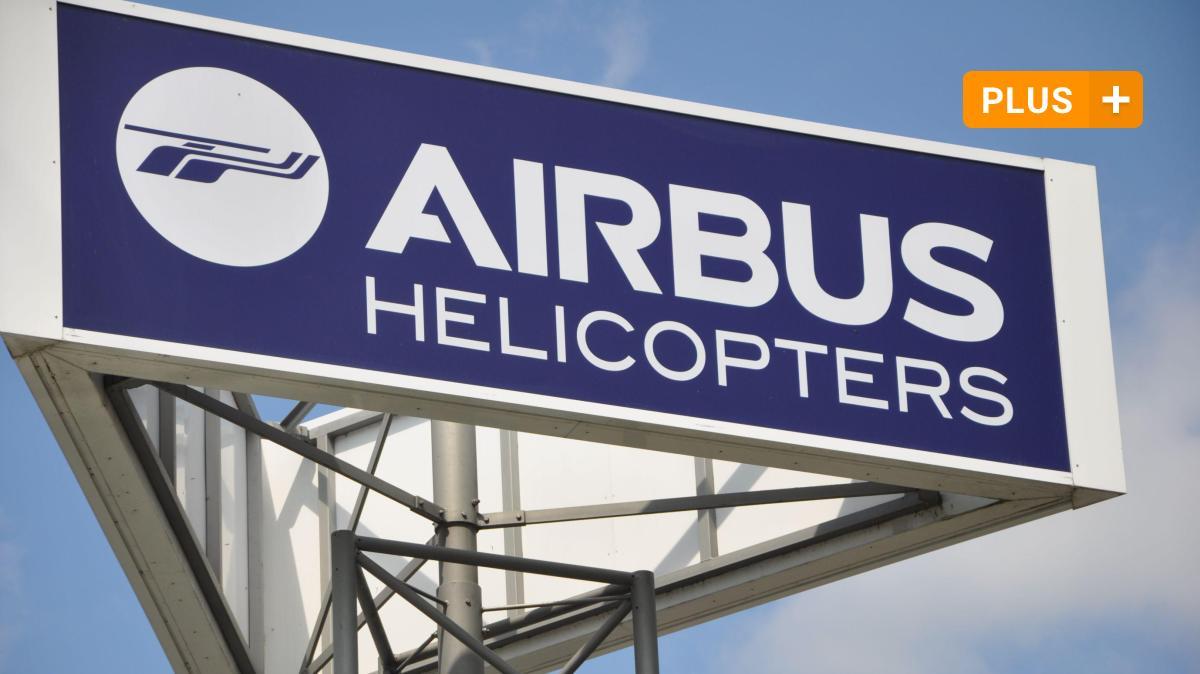 Airbus fliegt Milliardenverlust ein – mit Folgen für die Region - Augsburger Allgemeine