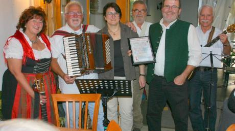 In der Bäldleschwaige wird am Donnerstag wieder Musik gemacht.