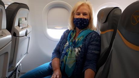 Susanne Brand aus Donauwörth hat es gewagt: Sie ist in den Flieger nach Italien gestiegen. Sie berichtet, wie Urlaub mit Hygieneregeln praktisch funktioniert.
