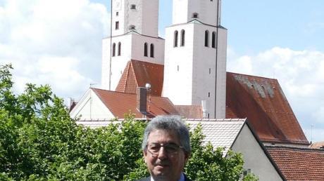 Ein Büchlein über die Türme von St. Emmeram in Wemding hat Leo Hintermayr verfasst.