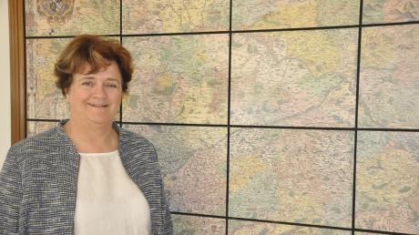 Bereits in Donauwörth etabliert: Edith Breumair, die neue Leiterin des Amtes für Digitalisierung, Breitband und Vermessung in Donauwörth