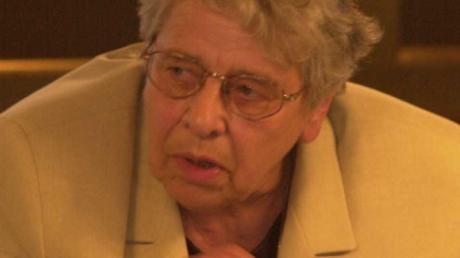 Sophie Feil war in vielen Bereichen des öffentlichen Lebens aktiv