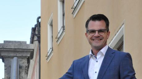 Seit 78 Tagen ist Jürgen Sorré neuer Chef im Rathaus Donauwörth. Er habe sich eingearbeitet, sagt er. Es gebe viel zu tun.