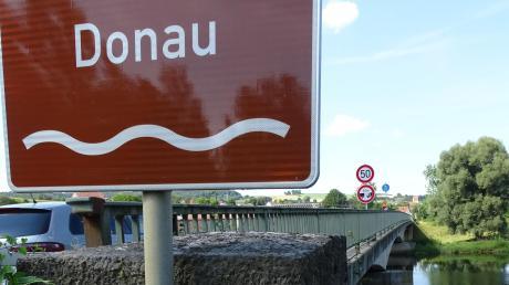 Die Donaubrücke bei Marxheim soll ersetzt werden.