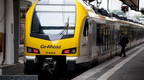 """Bald auch in der Region unterwegs: Züge des britischen Betreibers """"Go Ahead"""". In Baden-Württemberg sind die Eisenbahnen schon auf den Schienen, es gab zuletzt einigen Unmut wegen Personalmangels, Unpünktlichkeit und technischer Probleme."""