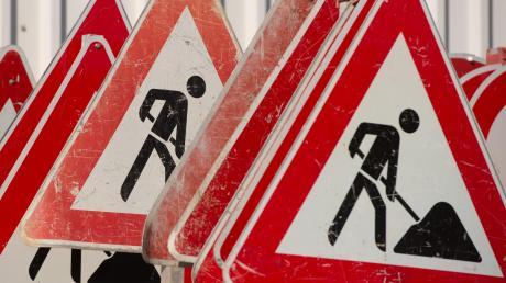 In Langenhaslach stehen umfassende Straßenbauarbeiten an (Symbolbild).