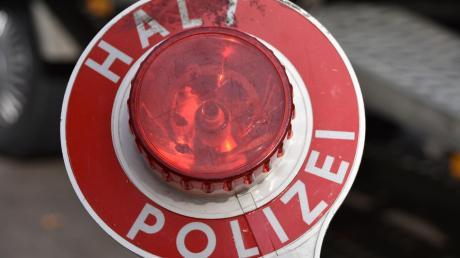 Ein Polizist hat einen Raser gestoppt, der zwischen Genderkingen und Nordheim unterwegs war.