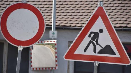 In Weißenhorn müssen vereinzelt Straßen vorübergehend gesperrt werden.
