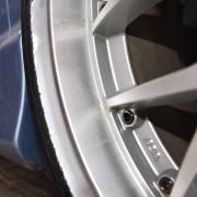Die Polizei hat in Donauwörth einen getunten BMW  gestoppt.