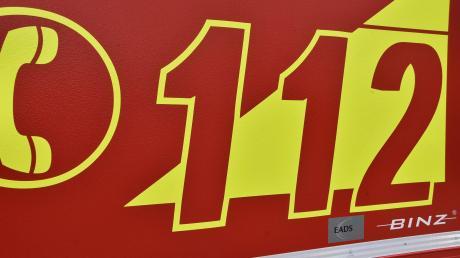 Die Feuerwehr war im Wertinger Stadtteil Roggden im Einsatz.