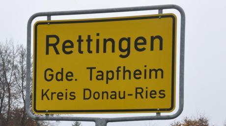 Wieder gibt es Streit um das geplante Überschwemmungsgebiet bei Rettingen.