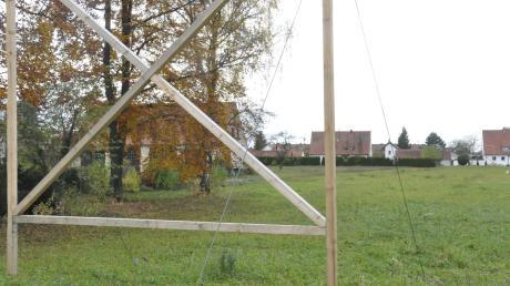 Diese Baulücke in Oberndorf soll geschlossen werden. Dafür gibt es jetzt konkrete Pläne.