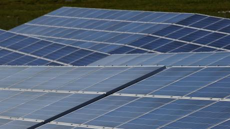 Ein möglicher Solarpark nahe dem Buchdorfer Ortsteil Baierfeld ist derzeit im Gespräch.