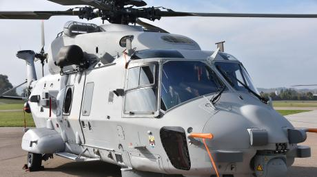 """Der """"Seelöwe""""der Firma Airbus Helicopters sieht ähnlich aus wie der """"Seelöwe"""" (im Bild)."""
