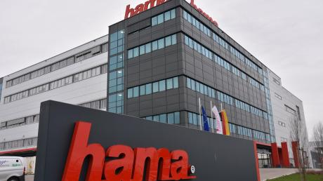 Hama in Monheim ist einer der großen Arbeitgeber in der Region.