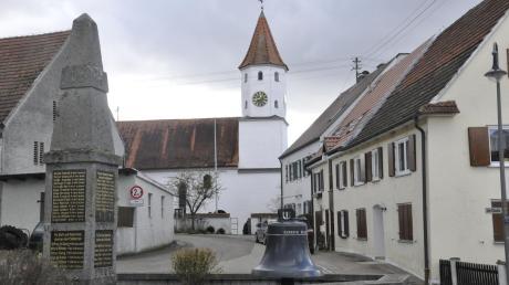 Zwei Ortsteile Tapfheims sollen in den kommenden Jahren aufgewertet werden. Mitdabei ist Oppertshofen (im Bild.