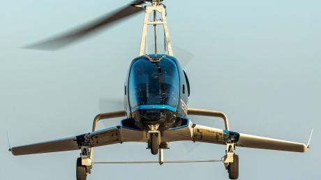 Fraundorfer Aeronautics aus Genderkingen will mit der Tensor 600X (im Bild) und der Tensor 800X die Luftfahrt der Zukunft verändern.