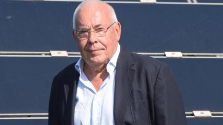 Der Unternehmer und frühere Landtagsabgeordnete Johannes Strasser verbüßt gegenwärtig eine Freiheitsstrafe.