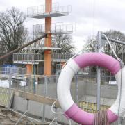 Das Freibad am Schellenberg in Donauwörth wird auch 2021 nicht öffnen.
