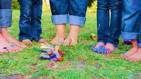 Eltern im Bereich der Stadt Harburg können von diesem Jahr an ihre Kinder neben den Sommerferien auch in den Pfingstferienin die Betreuung geben.