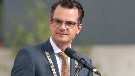 Wegen seiner Impfung am 19. Januar steht Donauwörths Oberbürgermeister Jürgen Sorré (parteilos) in der Kritik.
