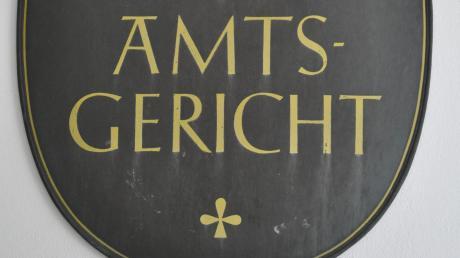 Ein junger Mann aus dem Raum Wemding stand vor demAmtsgericht in Nördlingen.