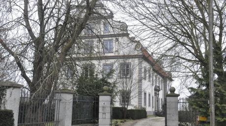 Im Nordflügel des Tapfheimer Schlosses will der Besitzer Räume für Kulturangebote der Öffentlichkeit zugänglich machen.