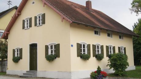 Das Enzlerhaus war vor einigen Jahren auch beim ersten Versuch schon angedachter Standort für einen Dorfladen in Genderkingen.