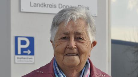 Rosa Blattner (82) hat wochenlang versucht, geimpft zu werden.