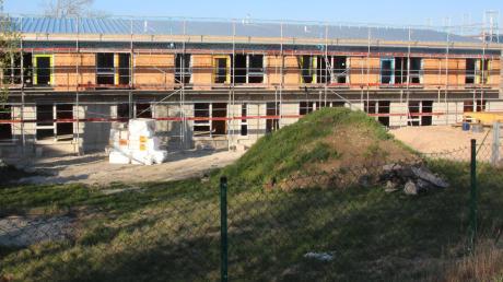 Größter Posten im Haushaltsjahr 2021 ist der Neu- und Erweiterungsbau am städtischen Kindergarten. Für das 3,3-Millionen-Euro-Projekt erwartet die Stadt Monheim rund eine Million Euro an Fördergeldern.