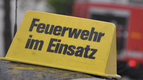 Die Feuerwehr Kaisheim konnte unverrichteter Dinge wieder abrücken.