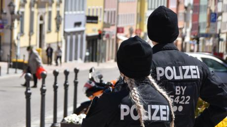 Zahlreiche Polizisten überwachten am Mittwoch den Verkehr in Donauwörth. Ihr Ziel: Unfälle von oder mit Radfahrern vermeiden.