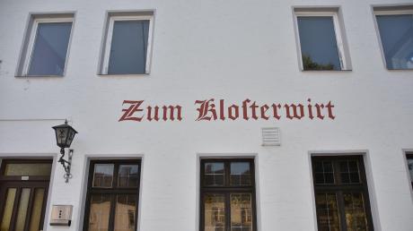 Der Komplex des einstigen Klosterwirts in Wemding soll saniert werden.
