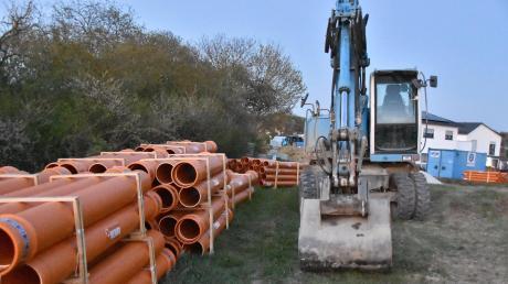 Bauen wird immer teurer – auch im Landkreis Donau-Ries.