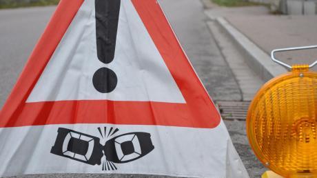 Zum Zusammenstoß zweier Autos ist es am Montagvormittag in Neusäß gekommen.