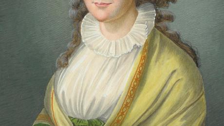 Wilhelmine Friederike von Oettingen-Wallerstein.