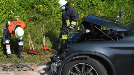 Mit diesem Auto hat eine 19-Jährige auf der B2 bei Donauwörth als Geisterfahrerin einen schweren Unfall verursacht.