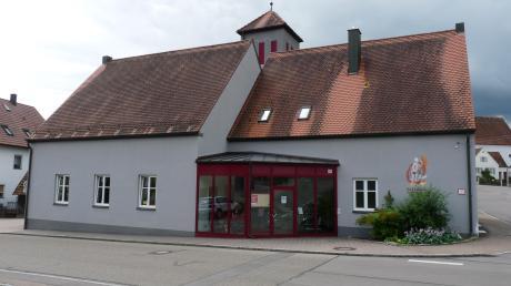 Die Gemeinde Marxheim rechnet im gesetzlichen Rahmen die Feuerwehr-Dienstleistungen künftig nach Pauschalsätzen ab. Hier das Gerätehaus in der Ortsmitte.